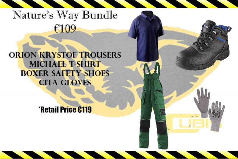 Nature's Way Bundle by Cubis Workwear