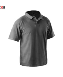 poloshirt dark grey michael