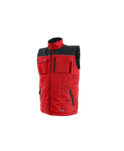 Seatle Vest Red