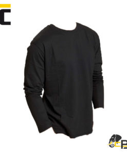 T-shirt with long sleeve. Fixing shoulder band. Suitable for printing and embroidery, 160 g/m2.