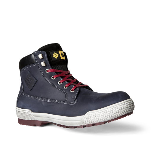 Anti-slippery safety boots for construction workers