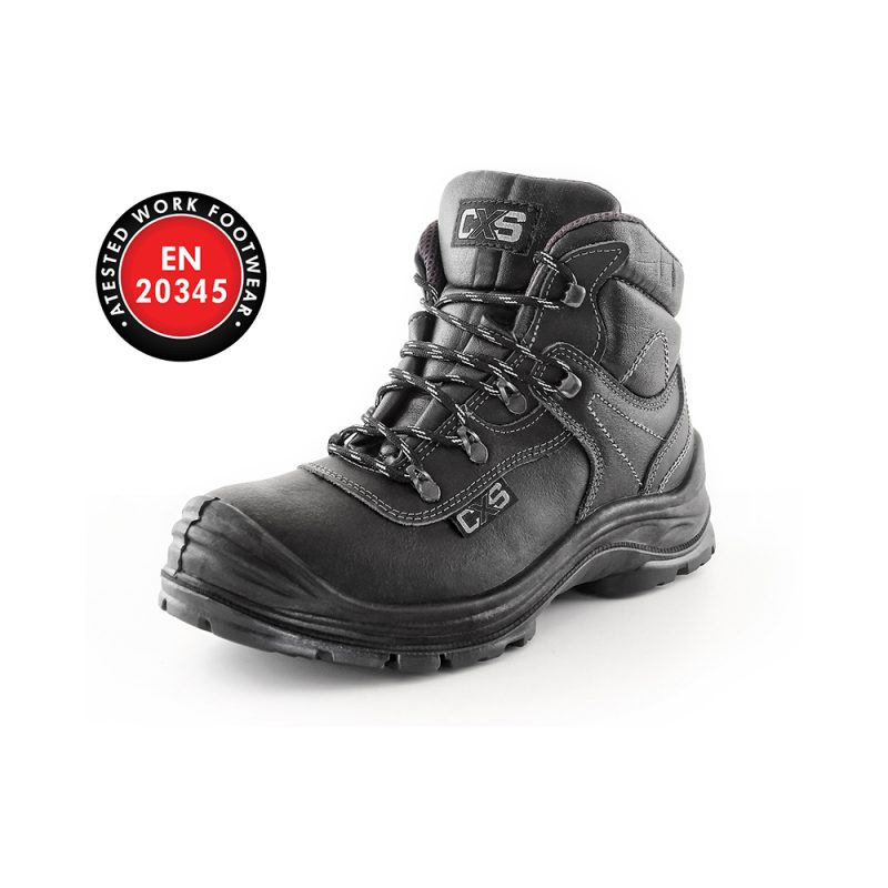 Best Anti-slippery safety boots for construction sites