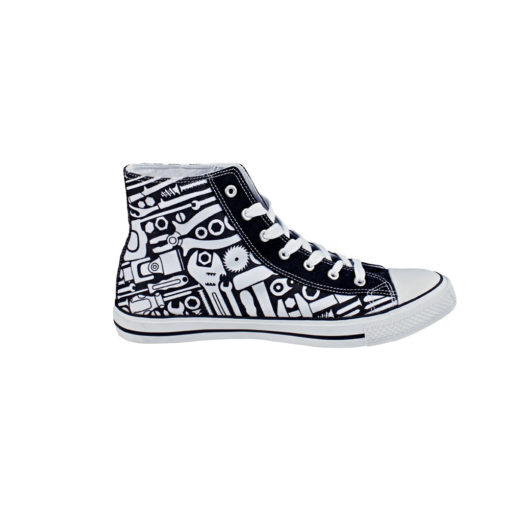 high top mens trainers
