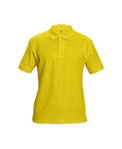 polo shirt yellow