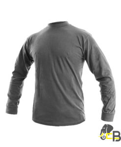 long sleeve tshirt grey