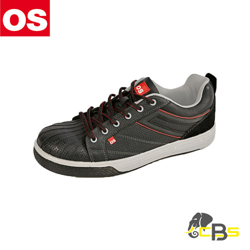 SAFETY SHOES WITH NON METALIC TOE CAP HENNE LOW
