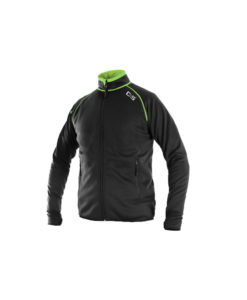 softshell zip up jumper for embroidery and print