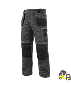 Holster pocket work trousers orion tedodor grey extra pockets