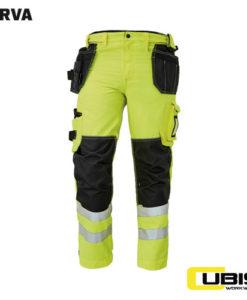 knoxfield hivis work trousers yellow website
