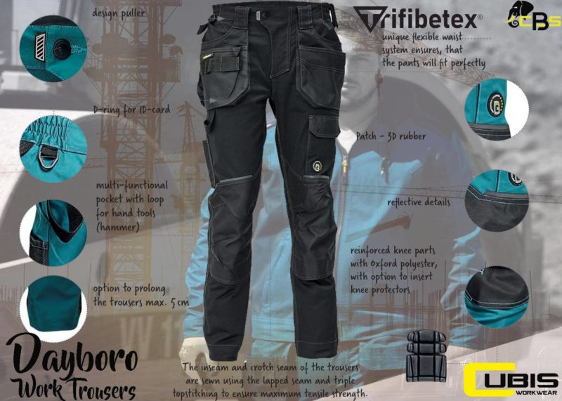 Work trousers dayboro info