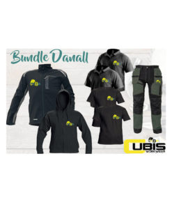 embroidery bundle danall cubis workwear