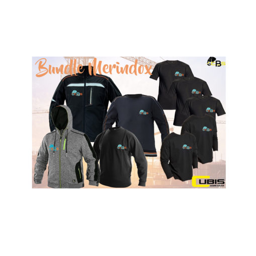 embroidery bundle merindox cubis workwear