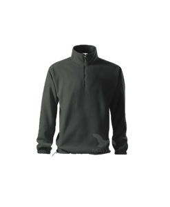 fleece grey winter quarter zip for embroidery cubis workwear adler Horizon