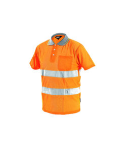 hivis polo shirt orange dover
