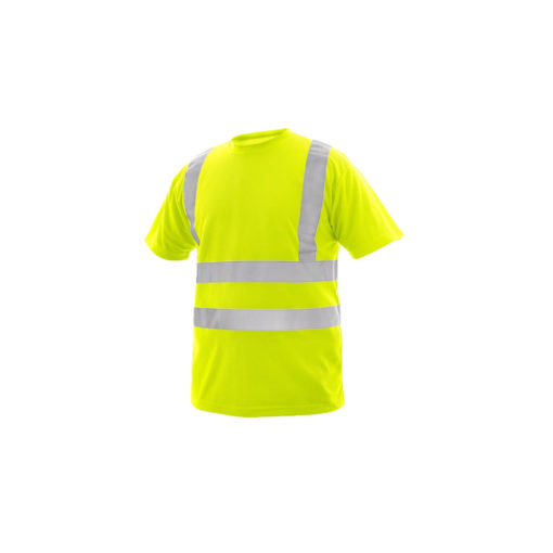 hivis tshirt liverpool print embroidery cubis workwear info