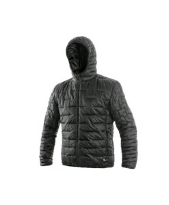 waterproof winter jacket black for embroidery luoisiana cubis workwear canis